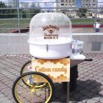 Аренда аппарата сахарной ваты