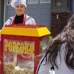 Попкорн фотография аппарата, фото попкорна на празднике